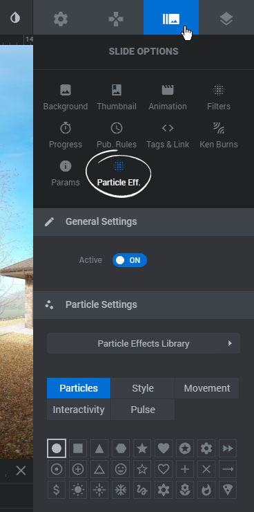 [Slider Revolution 6] Activate an AddOn to use for your Module