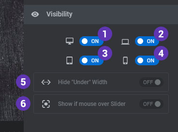 [Slider Revolution 6] Learn how to setup your content to display perfectly on different screen sizes.