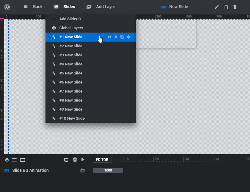 [Slider Revolution 6] Check out the guide below if you're experiencing issues trying to edit your slides that are more than 10