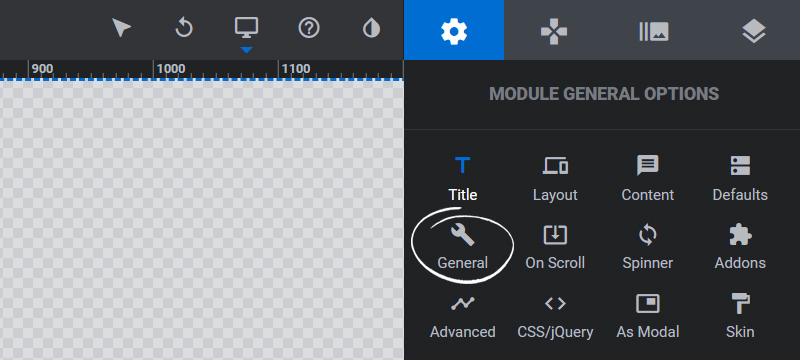 [Slider Revolution 6] Module General Settings