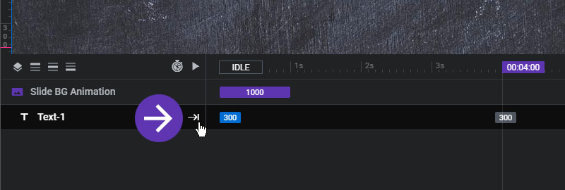 [Slider Revolution 6] If your Layers are disappearing, adjust the end value of its animation.
